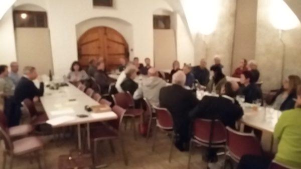34. ordentliche Generalversammlung am 14.03.2018